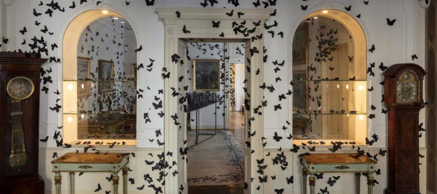 farfalle nere fondazione pini-2